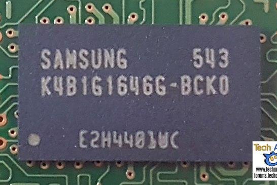 WD Gold 8TB SDRAM cache