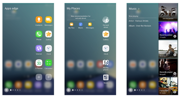 Samsung Galaxy Note7 Design Features
