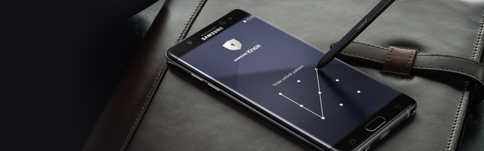 Galaxy Note7 Security Enhanced with Updated Knox 2.7