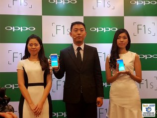 OPPO F1s Selfie Smartphone Revealed
