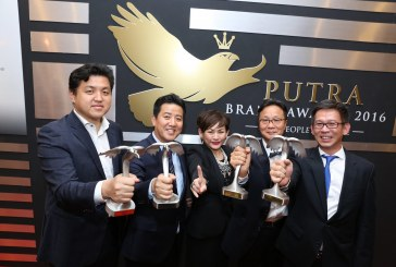 Samsung Wins Big In The Putra Brand Awards 2016