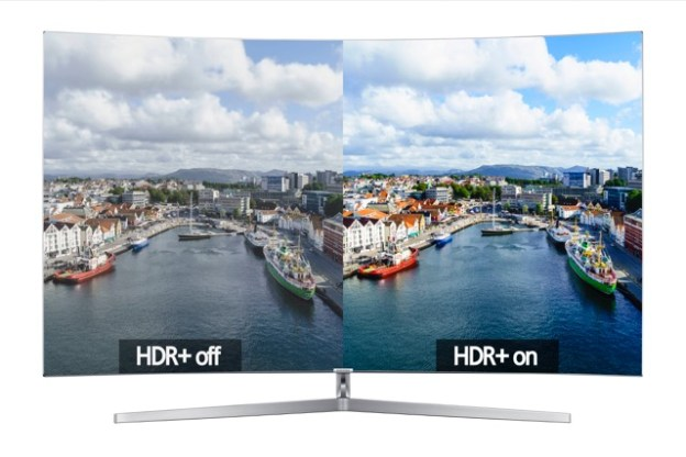 Samsung 2016 SUHD TVs HDR+Firmware Update Announced