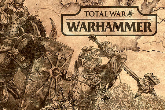 Total War : Warhammer Giveaway Contest