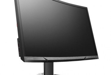 AMD Announces Lenovo Y27f Curved Gaming Monitor