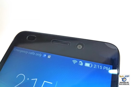 honor 5C front camera