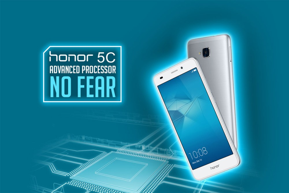 honor 5C Smartphone Review
