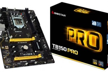 BIOSTAR TB150 PRO Motherboard Announced