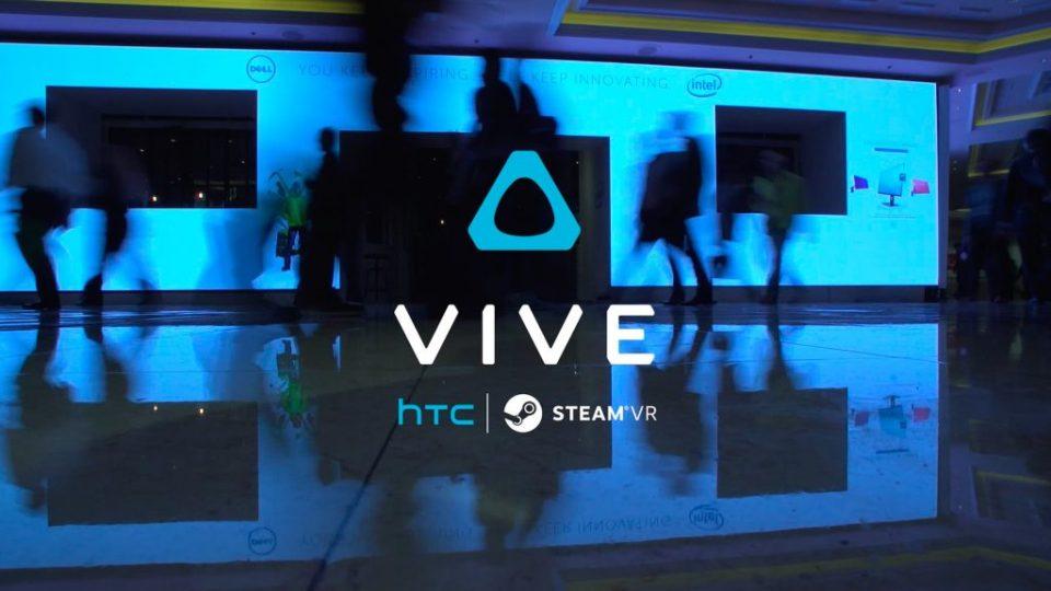 HTC Vive Development & Training Program Available Now