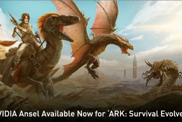 NVIDIA Ansel For ARK: Survival Evolved Now Available