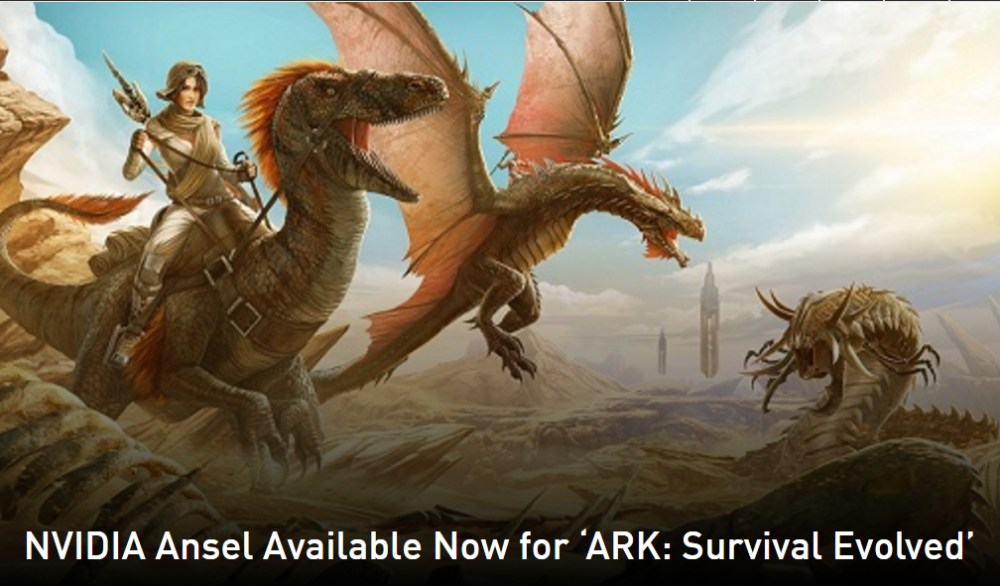 Ansel for ARK: Survival Evolved