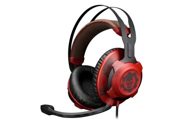 HyperX CloudX Revolver Gears of War Headset Announced