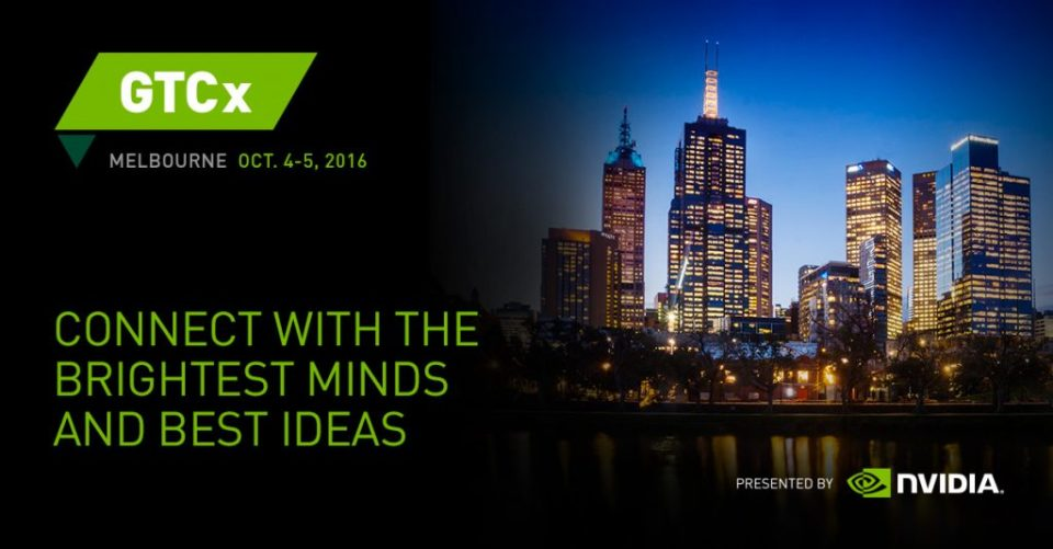 See and experience deep learning and VR technologies at GTCx Australia