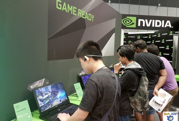 The First GeForce GTX 10-Series Gaming Laptops Revealed