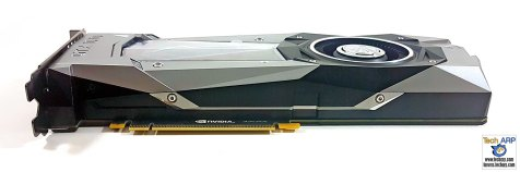 The NVIDIA GeForce GTX 1070 Founder's Edition Review