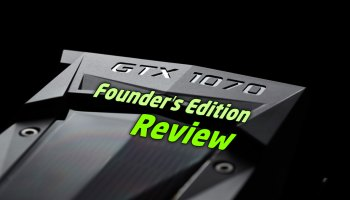 The NVIDIA GeForce GTX 1080 Ti Founders Edition Review - Tech ARP
