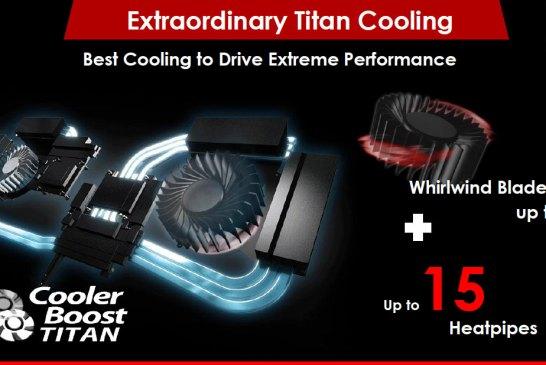 MSI Cooler Boost Titan