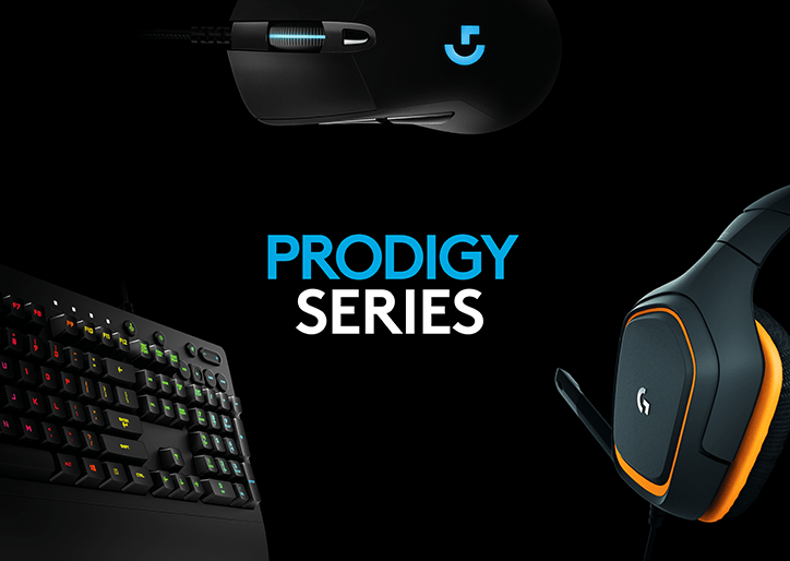 Logitech G New Prodigy Series Introduced