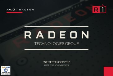 The Radeon Technologies Group's First Year Achievements