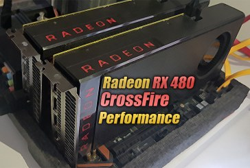 AMD Radeon RX 480 CrossFire Performance Comparison