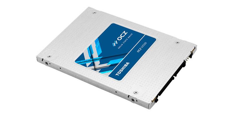 Toshiba OCZ VX500 SATA SSD Series Announced