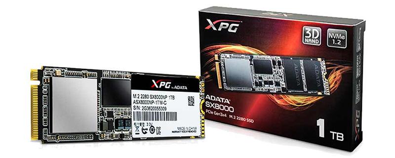 ADATA XPG SX8000