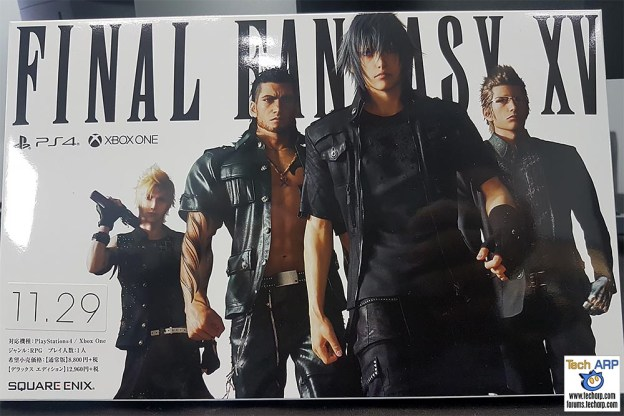 The Malaysian Influence In Final Fantasy XV (With Preview)