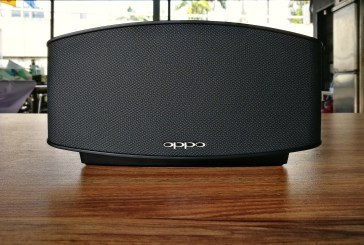 The OPPO Sonica Wi-Fi Speaker Revealed