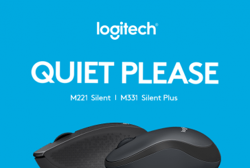 Logitech M331 Silent Plus & M221 Silent Mice Launched