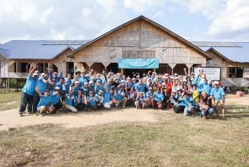 Samsung Nanum Village II 2016 Initiative At Kg Tual