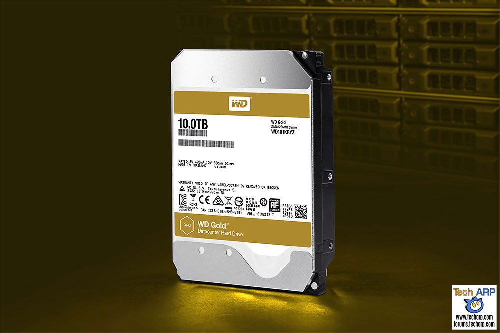 How To Choose The Best Drive For Your PC - WD Gold