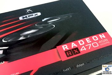 The XFX Radeon RX 470 RS Black Edition Review