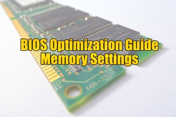 DRAM Bus Selection - The BIOS Optimization Guide