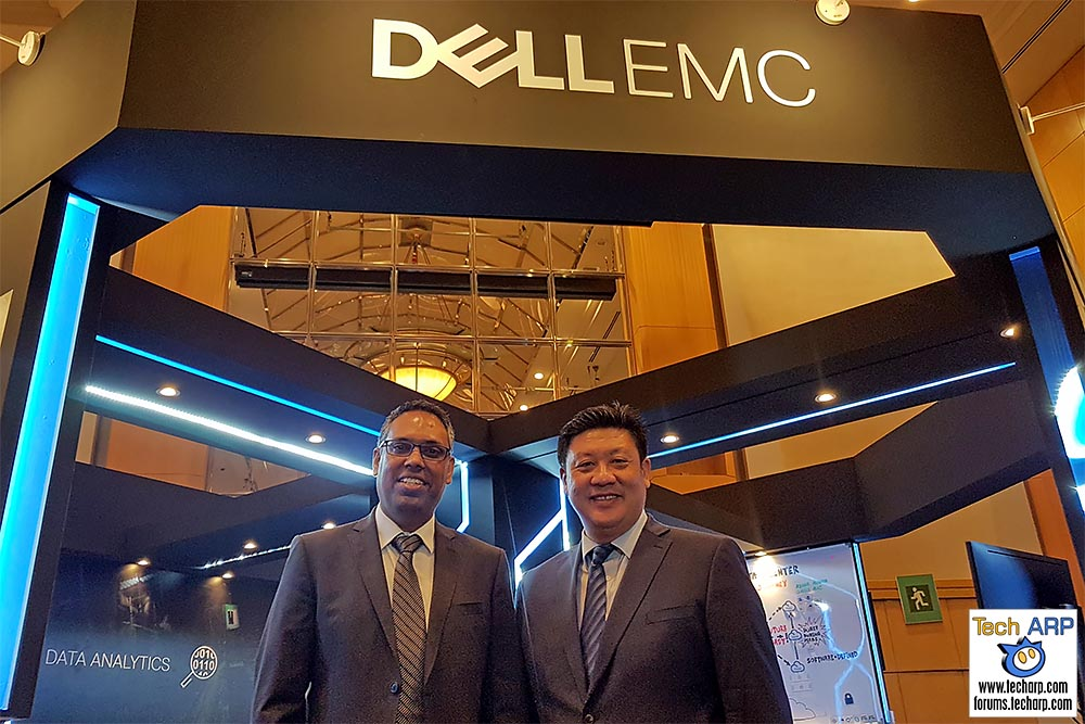 What's New At Dell EMC Forum 2016