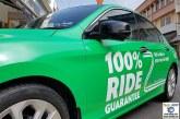 Grab 100% Ride Guarantee At Selected Locations