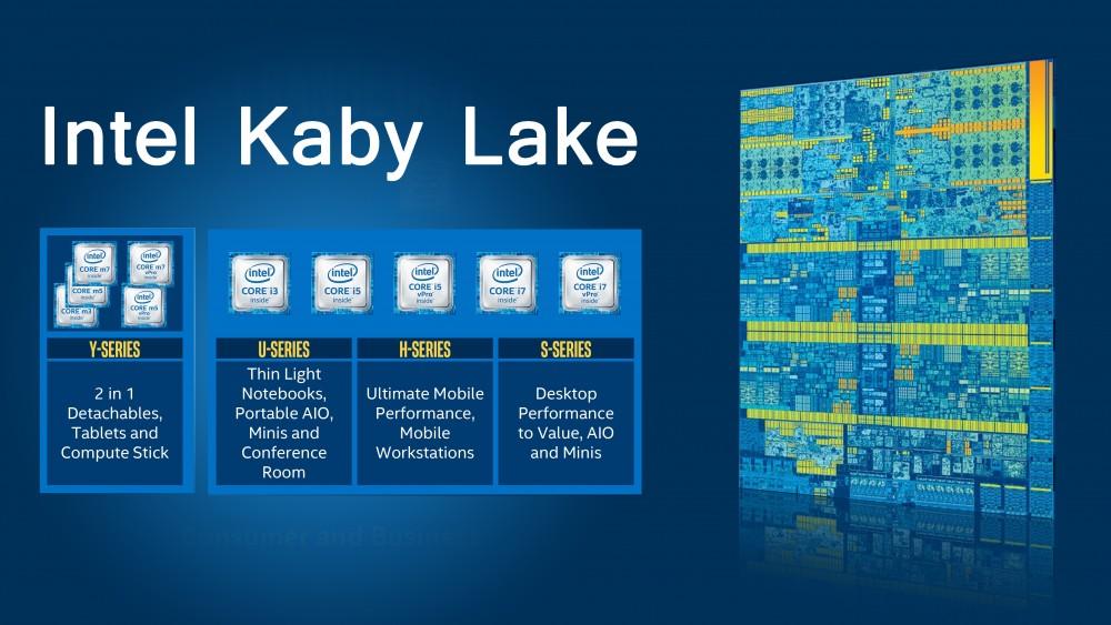 Intel Kaby Lake processor series