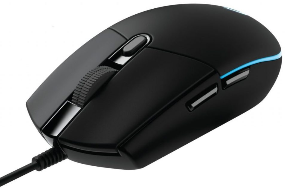 Logitech G102 Prodigy Gaming Mouse Announced