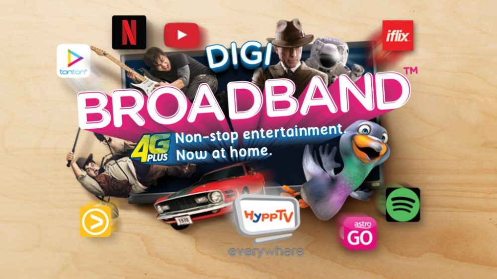 New Digi Home Broadband Plans Announced