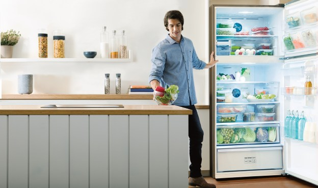 Samsung RT7000 Refrigerator Introduced