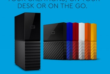WD Unveils Redesigned My Passport & My Book Hard Drive
