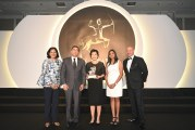 Samsung Named 'Community Care Company of the Year'