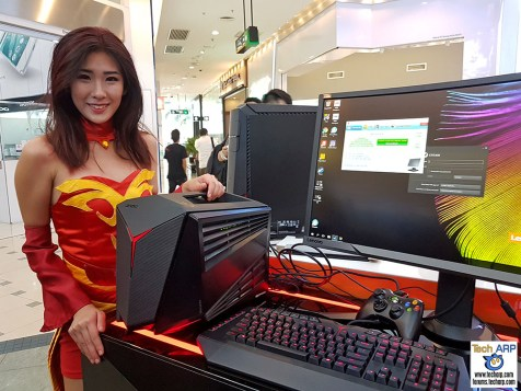 The Lenovo IdeaCentre Y710 Cube Gaming System Revealed