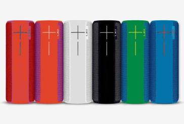New UE MEGABOOM, BOOM 2 & ROLL 2 Introduced