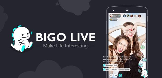 BIGO LIVE : Free Live-Streaming Videos On iOS & Android