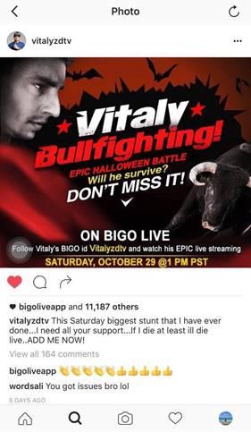 BIGO LIVE : Free Live-Streaming Videos On iOS & Android