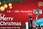 honor Gala Christmas Promotion 2016 Revealed