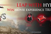 Win an Assassin's Creed Movie Trip With HyperX