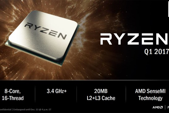 The Complete AMD Ryzen