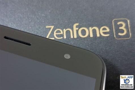 The ASUS ZenFone 3 (ZE552KL) front camera