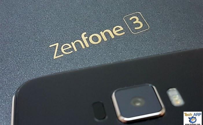 The ASUS ZenFone 3 (ZE552KL) Smartphone Review