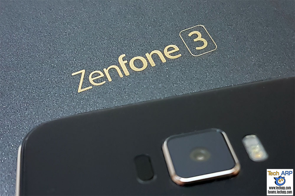 The ASUS ZenFone 3 (ZE552KL) Smartphone Review